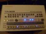 Roland TR-909 FIXED! Top View