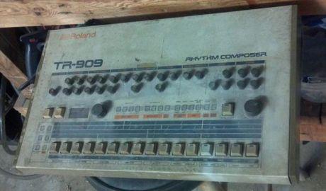 TR 909 Fire 1