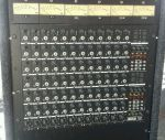 Custom Otari 72x8 Summing Console