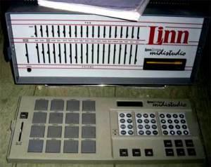 Linn Midistudio ( Roger Linn's Personal Prototype )
